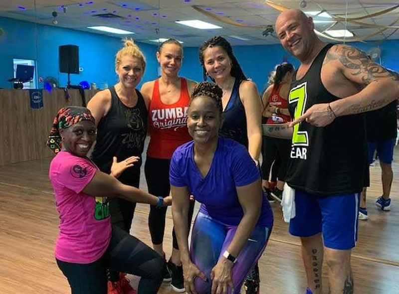 Zumba at Total Fitness for Life in Tucker, GA